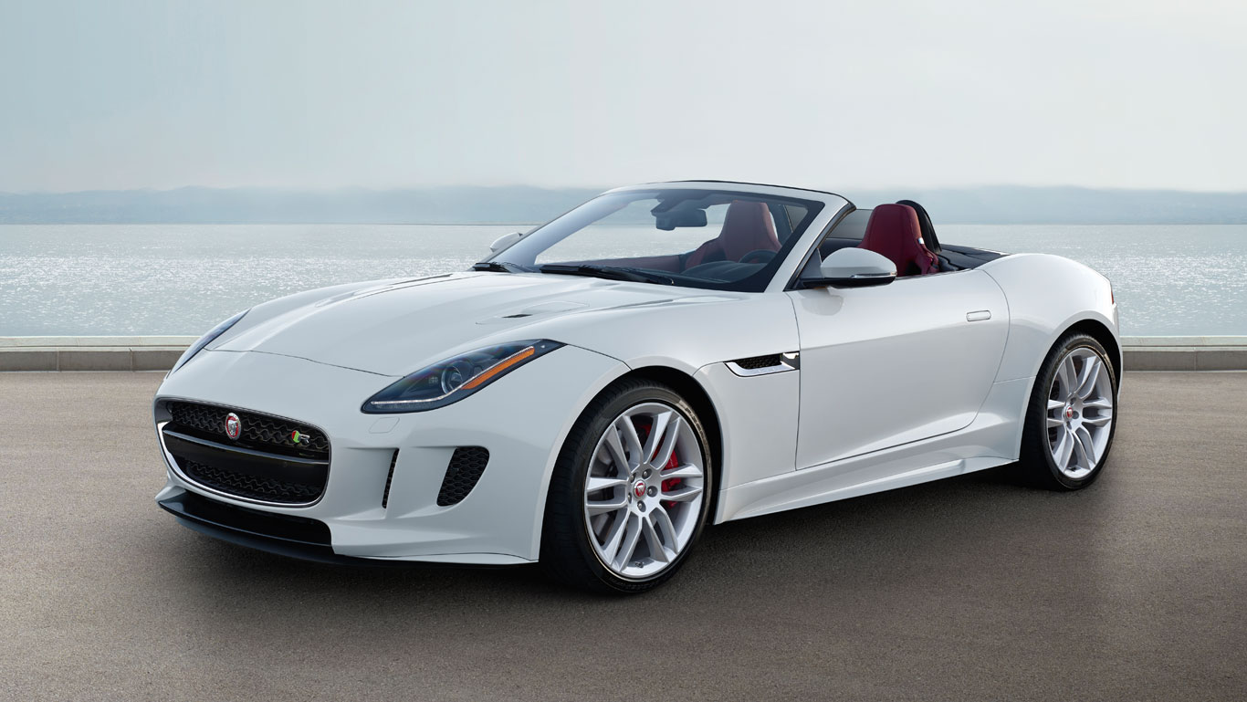 jaguar f type. Black Bedroom Furniture Sets. Home Design Ideas